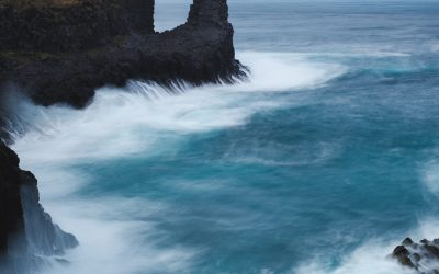 """The ocean is a mighty harmonist."" ~William Wordsworth"